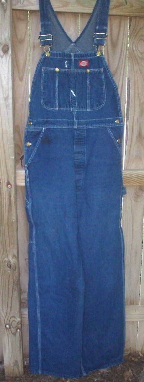Vintage Dickies Overalls Size 34x34 - image 3