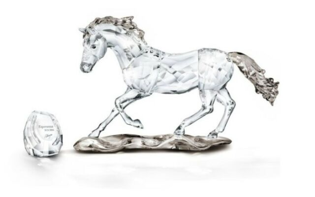 Swarovski 2014 SCS Annual Edition Horse Esperanza nuovo