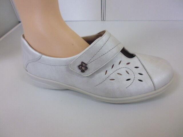 Los últimos zapatos de descuento para hombres y mujeres Zapatos velcro Slipper sandalias de cuero Solidus-Germany /40 W M