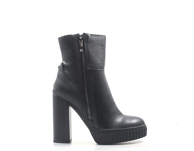 Mode 2019 Chaussures Guess Femme Tronchetti Nero Flgio4ele10-nes Jouir D'Une RéPutation éLevéE Chez Soi Et à L'éTranger