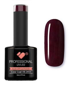 VB-2451-VB-Line-Dark-Burgundy-Saturated-UV-LED-soak-off-gel-nail-polish