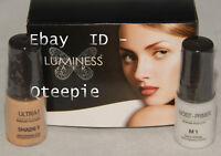Luminess Air - Airbrush Makeup - Primer & Shade 3 Ultra Foundation Combo