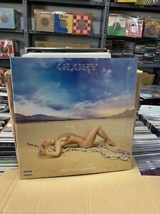 Britney Spears 2 LP Glory White Vinyl + 3 Poster Versiegelt