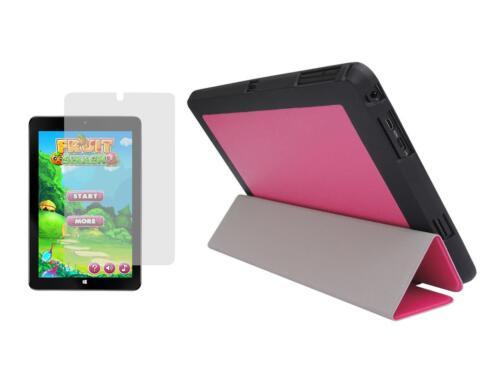 "Screen Protector for Insignia Flex Windows 8.9/"" Tablet Slim Folio Cover Case"