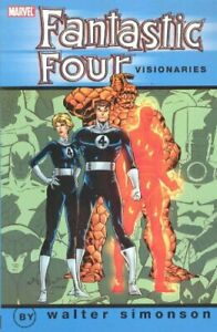 Fantastic-Four-Visionaries-Walter-Simonson-Volume-1-GN-Ron-Lim-F4-TPB-OOP-New-NM