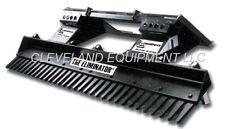 84 Loegering Eliminator Landscape Rake Attachment Skid Steer Track Loader Asv 7