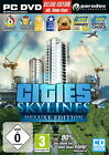 Cities: Skylines - Deluxe Edition (PC/Mac, 2015, DVD-Box)