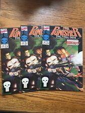 The Punisher #58 Jan 1992, Marvel 9.2 NM
