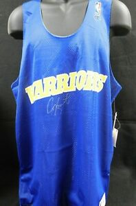 Joe Smith Golden State Warriors Signed Champion Jersey Size XL JSA Authenticated