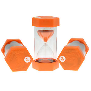 Tink-n-Stink-Large-Sand-Egg-Hourglass-Timer-10-Minute-SEN-ADHD-ASD