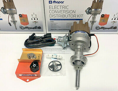chrysler 440 distributor wiring proform mopar electronic ignition distributor kit dodge chrysler  mopar electronic ignition distributor