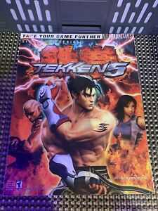 Tekken 5 Playstation 2 Ps2 Official Strategy Guide 9780744004687