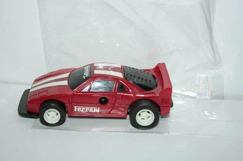 1992 TYCO SLOT CARS SLOTCARS 1 64 FERRARI MODEL MODELLINO USATO BUONO FR1 55986