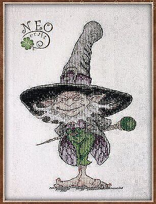 Counted Cross Stitch Kit NEOCRAFT FLIES MR
