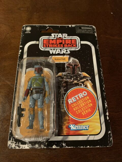 Hasbro Star Wars Retro Collection Episode V: The Empire Strikes Back Boba Fett
