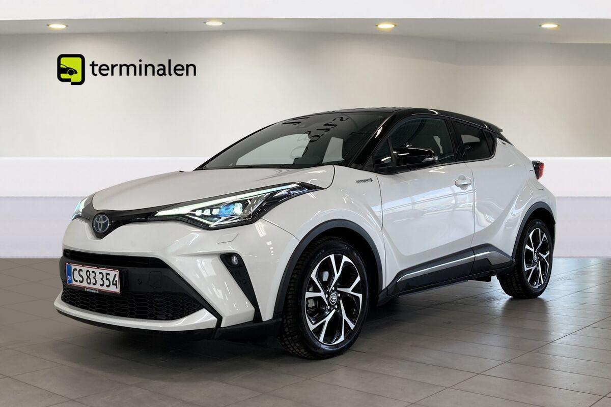 Toyota C-HR Hybrid C-LUB Premium CVT
