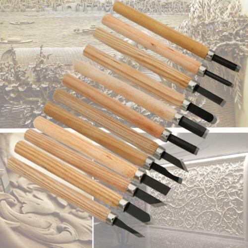 zwölf pcs holzschnitzerei carver der meißel tool sägen holz set mini KS