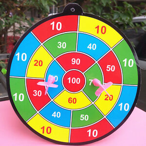 Children Safety Magnetic Dart Board Magnetic Darts Indoor Target