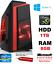 Ultra-Rapide-Quad-Core-i5-Gaming-PC-8-Go-RAM-1-To-HDD-Windows-10-Ordinateur-de-bureau miniature 1
