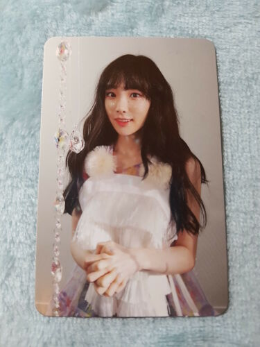 Winter is Coming Type-B Photo Card K-POP SNSD Taeyeon This Christmas 18
