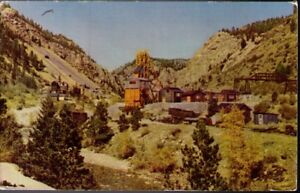 103t-Postcard-Gold-Mining