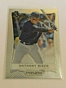 2012-Panini-Prizm-Baseball-Base-Card-Anthony-Rizzo-Chicago-Cubs