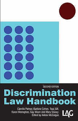Discrimination Law Handbook-ExLibrary