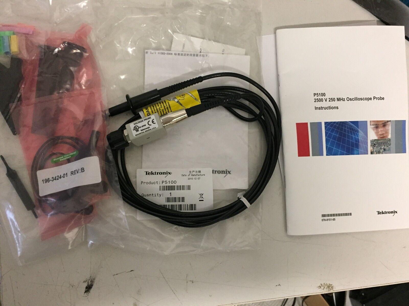 Tektronix Tastkopf berührungssicher 2500V 250 MHZ Oscilloscope Probe
