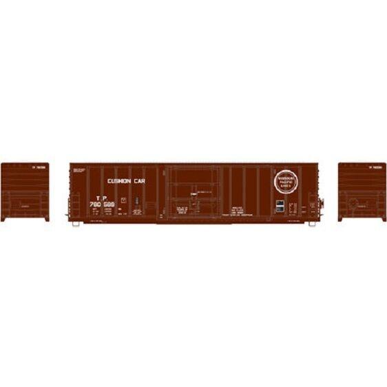 Athearn Genesis  ' PC&F Box w 10'6  Door Missouri Pacific HO MIB