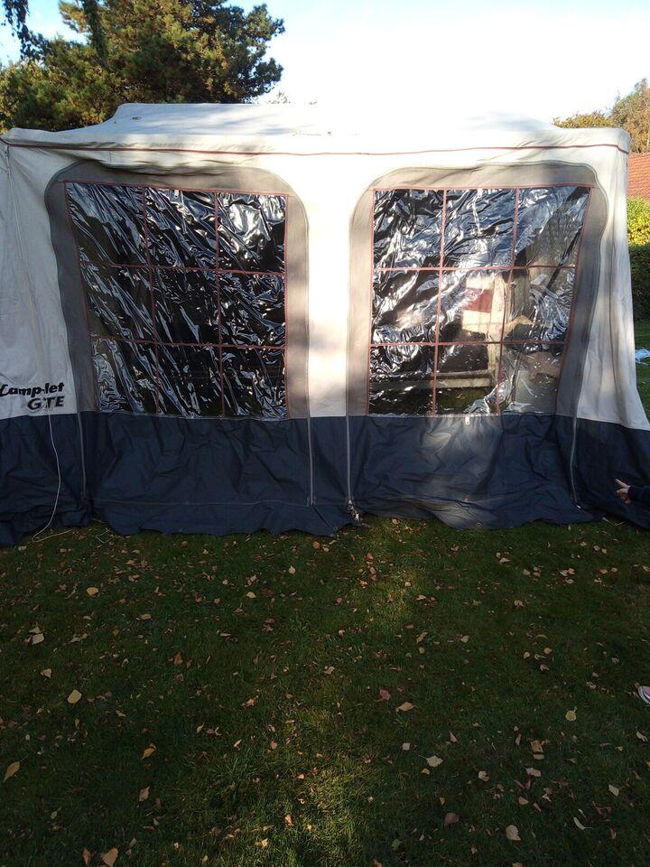 Camp-let, teltvogn