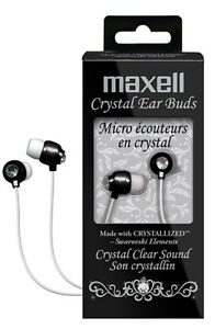 Maxell-Crystal-Earbuds-made-w-Crystallized-Swarovski-Elements
