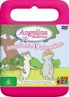 Angelina Ballerina - Angelina's Valentine (DVD, 2006)