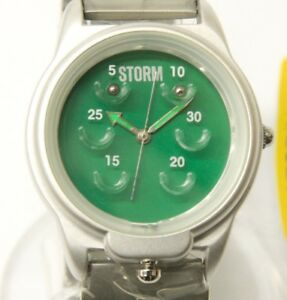 Details about STORM VINTAGE WATCH
