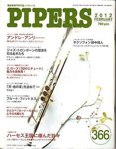 Pipers-February-2012-Japanese-Saxophone-Woodwind-Magazine-Japan