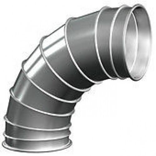 """3210-0690-106000 Nordfab Clamp Ductwork 6/"""" 90 Degree"""