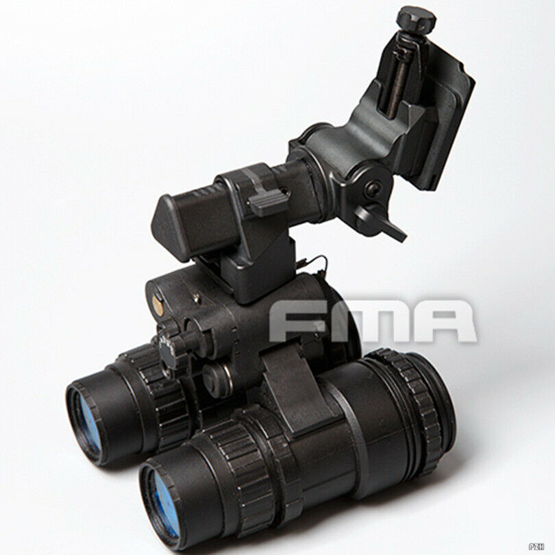FMA Tactical Airsoft AN PVS-15 NVG Model with  NS39 NVG Helmet Mount Metal  sale online discount