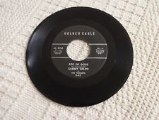 SAMMY SALVO & THE NUGGETS POT OF GOLD/OLE TIME RELIGION  GOLDEN EAGLE 65 M-