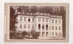 Vintage-CDV-Marienlyst-Castle-Burial-place-of-Hamlet-Helsing-r-Denmark