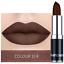 12-colores-impermeable-de-larga-duracion-Lapiz-labial-mate-maquillaje-cosmetico-brillo-labial miniatura 19
