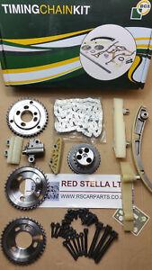 BGA-Timing-Chain-Kit-Ford-Mondeo-III-Transit-2-4-2-0-16-V-DI-TDDi-TDCi-2-2-TDCi