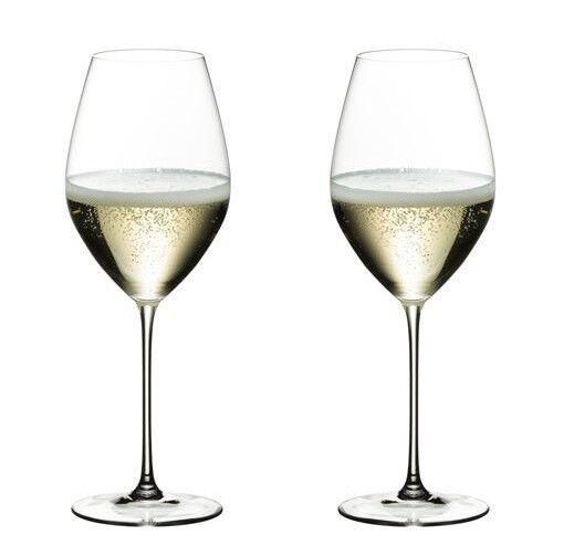 a5752d2f08c1 NEW Riedel Veritas Champagne Glass Set of 2