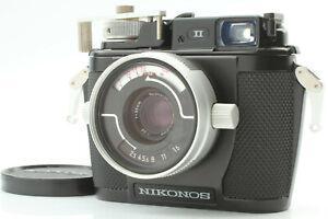【Near Mint】 Nikon Nikonos III Underwater 35mm Film Camera w/ 35mm f/2.5 Lens