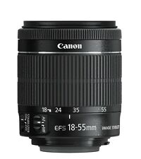 Canon EF-S 8114B002 18-55mm f/3.5-5.6 STM IS Lens