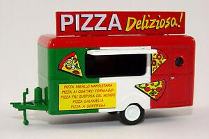Lima HO Fertigmodell Verkaufsanhänger 5002  #E Verkaufswagen PIZZA