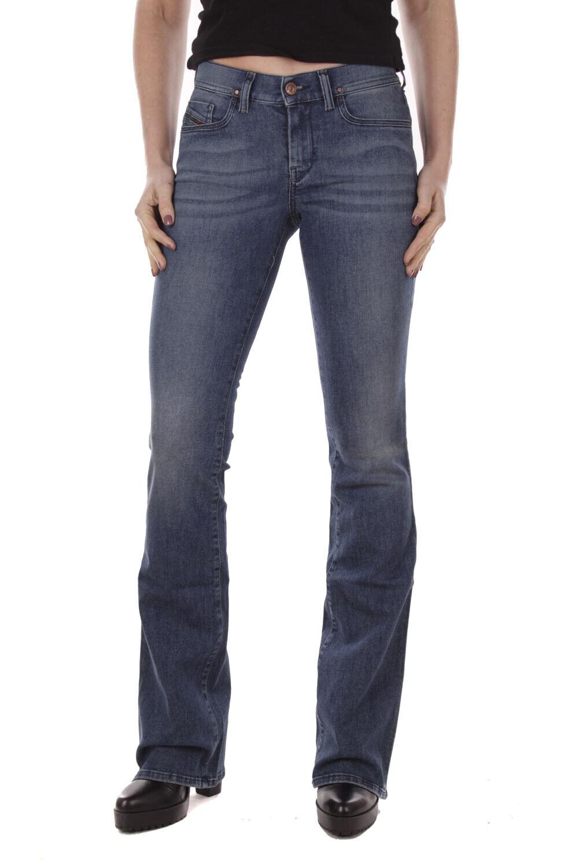 Diesel Lowleeh 0684k Jeans Pantaloni women Slim Svasati