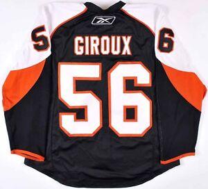 claude giroux game worn jersey