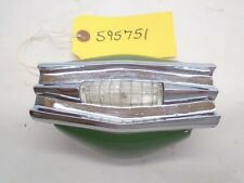 1959 1960 Chevy Belair Parkwood Kingswood Steering Wheel Horn Button Oem 3755682
