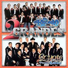 2 Grandes by La Banda el Recodo  y El Coyote y su Banda Tierra Santa CD