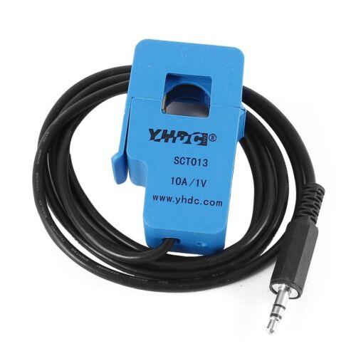 YHDC SCT013-010 Split Core Current Transformer 0-10A //0-1V AC Current Sensor
