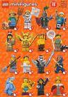 LEGO Minifigurine Minifigure Minifig - SERIE 15 - 71011 - Neuf New -